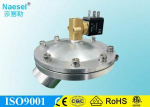 China Forage Feeding Solenoid Control Valve Pneumatic Power Air Control Normal Closed on sale