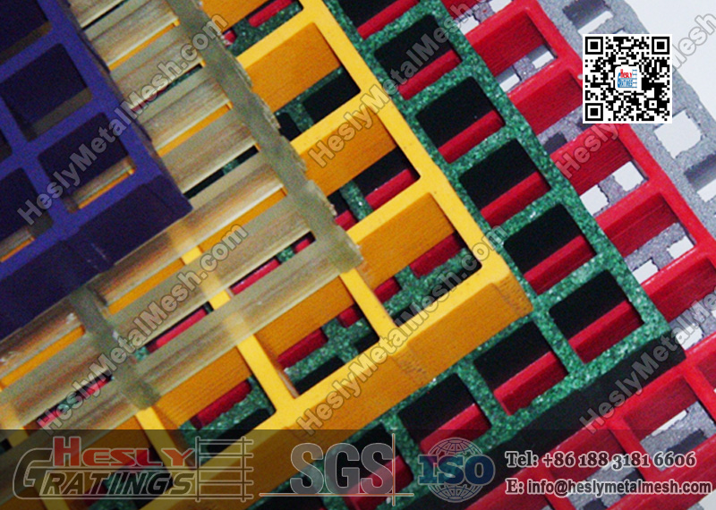 FRP molded Grating China Supplier