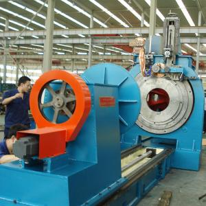 China Stainless Steel 304 Wedge Wire Mesh Manufacturing Machine 6-50 RPM Welding Speed on sale