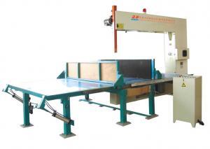 China Vertical Automatic Same Thickness PolyurethaneMattress Sponge Foam Cutting Machine on sale