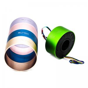 China Through Bore 38.1 mm Rotary Slip Ring For Operation Theater Lights on sale
