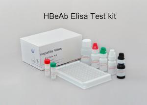 China HBeAb Antibody Rapid Elisa Test3ml Standard Diluent Qualitative Enzyme Immunoassay on sale
