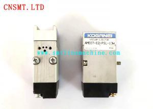 China Solenoid Valve Yamaha YV88XG SMT Machine Parts AME07-E2-PSL-13W YV88X Vacuum Generator on sale