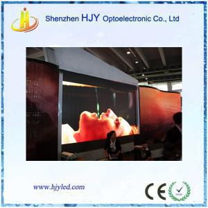China P3 indoor tri-color led screen on sale