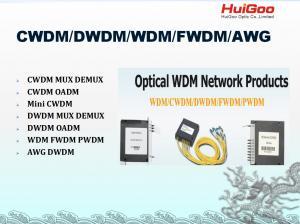 China CWDM DWDM WDM on sale