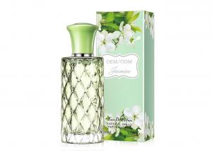 China 30ml Women Custom Made Perfume , Jasmine Fragrance Perfume OEM / ODM Available on sale