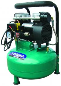 China Safety Oilless Air Compressor Oil Free For Spray Painting Low Noisy CE Approved on sale