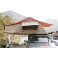 Waterproof 4x4 Roof Top Tent Car Extension Tent With 6 Cm Thickness Mattress