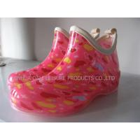 China rain boots ,colorful Fashion rain boots,short rain boots,wellington shoes on sale