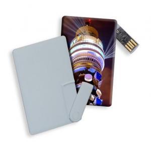 China Memoria USB de la tarjeta de crédito on sale