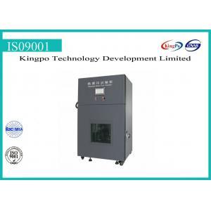 Machine d'essai de grande précision de batterie/appareil de contrôle thermique KP-8103 d'abus