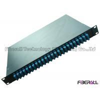48 Fibers Swing Out Fiber Optic Patch Panel Rotate Fiber Distribution Box SC DX