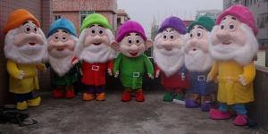 China Seven Dwarfs Costume on sale