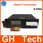 Digital russian gps tachograph GH Digital GPS Data Recorder GPS / Glonass Dual Model Tachograph Russian / English Langua
