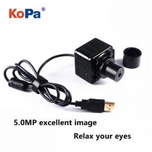 China HD720P Video Microscope Digital Eyepiece , USB 2.0 Microscope Eye Lens MC500 on sale