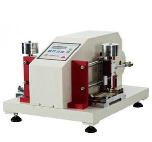 China CROCK METER, Leather testing machine, Shoe and Textiles testing machine on sale