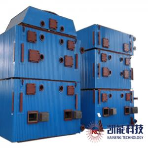 China High Efficiency Submerged Arc Furnace Waste Heat Boiler / Whrs Boiler on sale