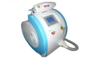 China Medical Safty Q Switched Yag Laser Tatoo Remover Equipment 532nm on sale