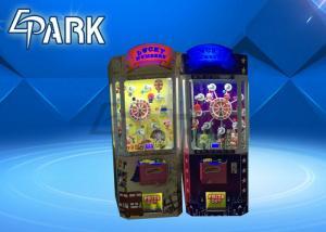 China Promotion Crane Claw Machine Malaysia / Arcade Toy Grabber Machine on sale