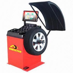 China Wheel Balancer with 10- to 30-inch Rim Diameter Capacity on sale