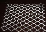 Steel Expanded Metal Sheet , Punched Metal Sheets 0.5m-2m Width 1-30m Length