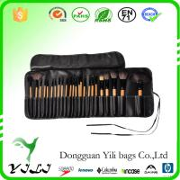 Professional black Makeup Brush Cosmetic Make up Brushes Set Kit bag