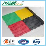 Basketball Court Interlocking Rubber Floor Tiles 304.8×304.8×12.2 mm
