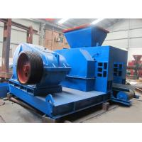 China Carbon Black Powder Ball Briquette Machine on sale