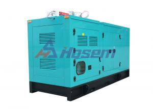 China Mining Site Light Tower 2 X 1000W Industrial Generator Set on sale