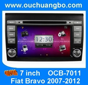China Ouchuangbo car autoradio navi for Fiat Bravo with TV Receiver iPod Aux telephone book Navigator radio OCB-7011 on sale