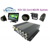 Black Box HD 4CH SD Card Mobile DVR Support 256GB, Dual SD Card Slots