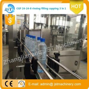 China Latest Nigeria client drinking water bottling machine (4000bph ) on sale