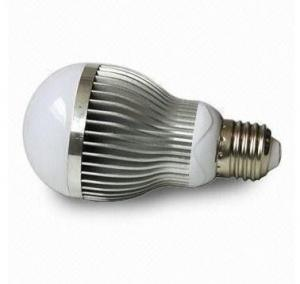 China Professional 5W E27 LED Bulb Light Fixtures Low Energy Household 85V - 265V AC on sale