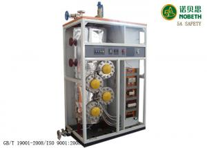 China High Pressure Electric Portable Steam Generator 108kw For Biological / Chemical Industry on sale