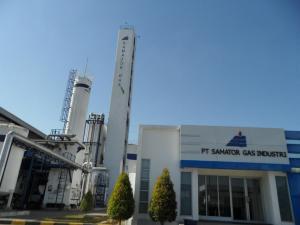 China LIN / GAN Liquid medical oxygen plant / Hardening Gas Standard Gas on sale