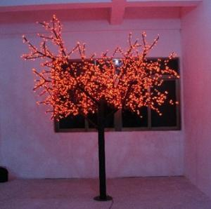 China 130W/175w Waterproof led outdoor decorative christmas tree light red/green/blue on sale