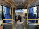 RHD Promotion New City Express Bus 32 Seats In Stock Diesel Fuel LCK6125C