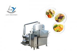 China Jackfruit Chips Making Machine Vacuum Frying Food Grade SS 304 Material on sale