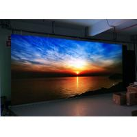 Lightweight High Definition indoor Led Video Wall Rental Super Clear Vision