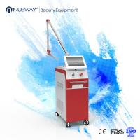 1064nm 532nm Q switch nd yag laser pulsed dye laser for tattoo removal vascular