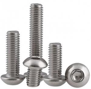 China Machine Hexagon Socket Head Screw, M3-M16 Stainless Socket Head Cap Screw on sale