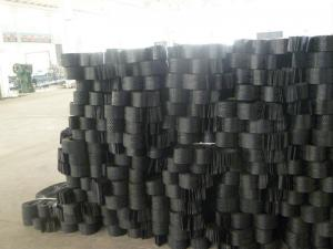 China 1.5mm Durable HDPE Geocell Fold For Subgrade , Honeycomb Grid on sale