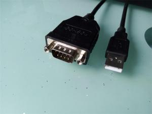China Serial RS232 Adapter Multifunction Usb Cable 1000kbps Data Transfer Rate on sale