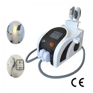 China Powerful 2 In 1 Ipl Rf Machine / Ipl Laser Permanent Hair Removal Machine on sale