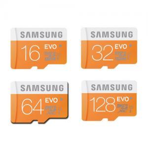 China SAMSUNG EVO 16GB 32GB 64GB 128GB Micro SD SDHC SDXC MicroSDXC Card Class 10 on sale