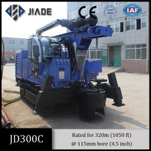 China Jd300c intelligent machine Geothermal Drilling Rig with operator Cabin on sale