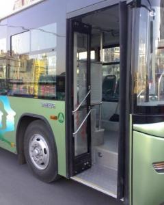 China Pneumatic swing in bus door opener(PIS100) on sale