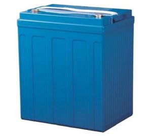 Quality 8V EV Industrial Wet Cell Deep Cycle Battery Leak Resistant ISO9001 Certificatio for sale