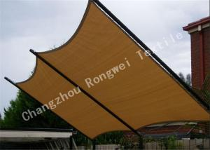 ... Quality Outdoor Patio Canopy Garden Sun Shade Sails , HDPE Fabric  Nursery Shade Mesh For Swimming ...
