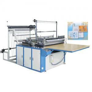 China High Speed Automatic Bag-forming Machine/Plastic Film Sack Machine/Bag Machine on sale